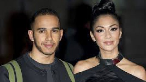 Lewis Hamilton writes love song for Nicole Scherzinger