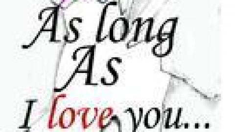AS Long As I Love You