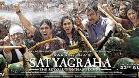 Satyagraha – Movie Review