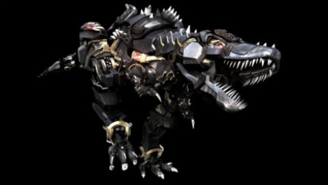 Rebranded: Transformers revamp with Dinobots in front
