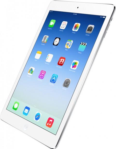 Apple launches iPad Air