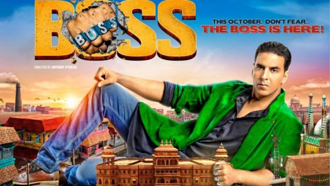 Boss – Movie Review