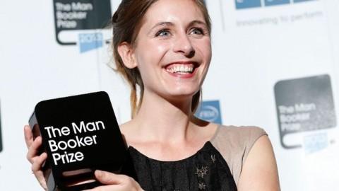 Eleanor Catton wins Man Booker prize