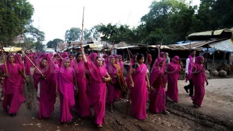 DIFF : Gulabi Gang – rebels in the Pink