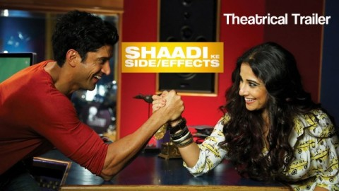The trailer of Shaadi Ke Side Effects unveils