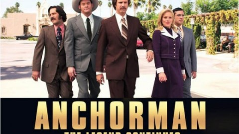 Anchorman 2 Scheduled For Release on 18th December