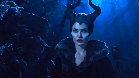 Maleficent Teaser out : Jolie to Sport the evil sorceress with Horns