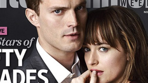 Fifty Shades to steam Up Theaters the Valentine's Day 2015