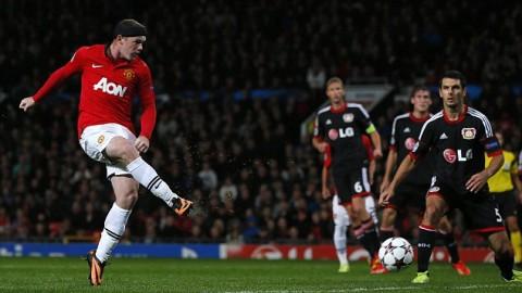 Five-star United outplays Leverkusen