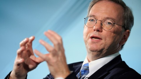 Eric Schmidt says censorship will end in a decade