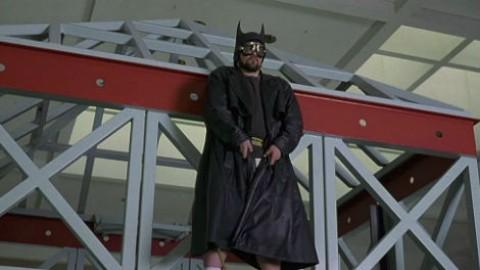 Kevin Smith peeps through Batman Costume hype