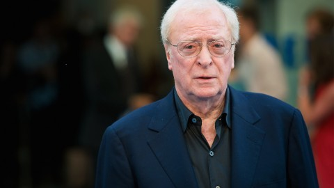 Michael Caine signs for Sorrentino's next In The Future