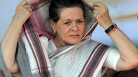 Sonia Gandhi hits out at Raman Singh govt in Chhattisgarh