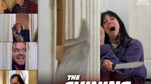 The Shining: The Scariest of the lot