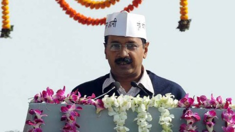 Arvind Kejriwal takes oath, becomes youngest CM of Delhi