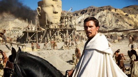 Exodus : First Look Of Christian Bale revealed