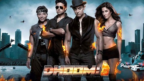 DHOOM 3 : Movie Review