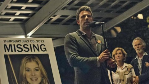 Gone Girl : First Look Released