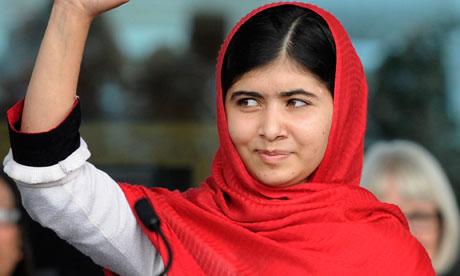 Malala Yousafzai wins United Nations Human Rights award