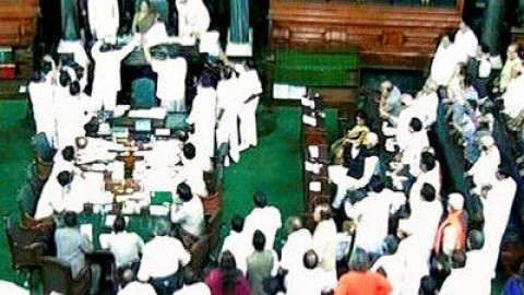 Parliament adjourned for the fifth straight day