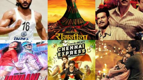 HITS AND MISSES OF BOLLYWOOD IN 2013