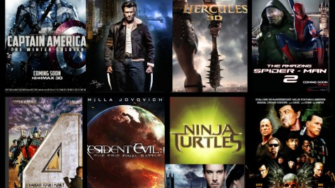 Hollywood Movies To Watch Out For in 2014
