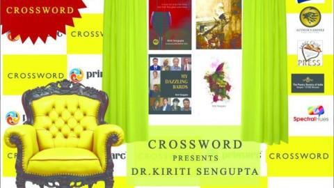 Crossword to launch Kiriti Sengupta's 'My Glass Of Wine' in Kolkata