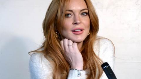 Sundance Snap: Lohan Announces Comeback