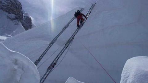 Everest Shoot starts in Nepal
