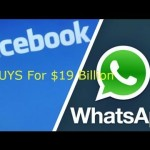 Facebook buying WhatsApp messaging app for $19 billion