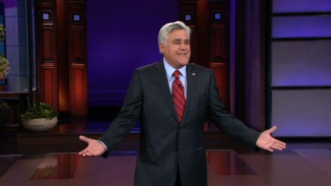 Jay Leno says good bye to 'The Tonight Show'