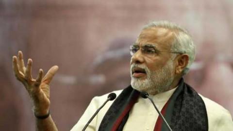 Modi woos India Inc.