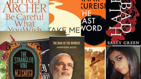 Literary works that are listed in the hit parade of 2014