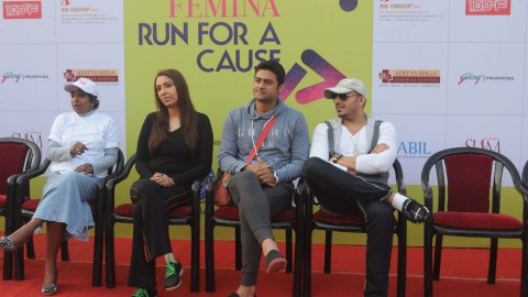 Run with Femina to Save the Girl Child!