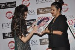 Diana Penty at the Cover launch of Femina Salon & Spa magazine at Cafe Infinito.3