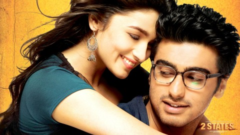 '2 states' collects 40 crore in 3 days