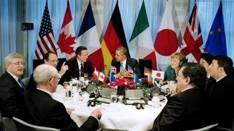 G7 decides to impose  economic sanctions against Russia