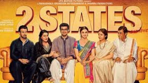2 States – Movie Review