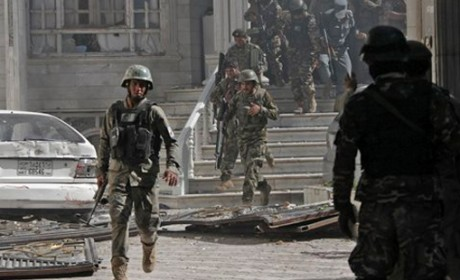 Indian Embassy in Afghanistan attacked; staff safe
