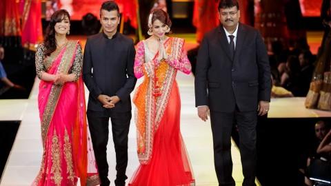 Vishal Fashions Makes a Grand Debut at the 15th IIFA Weekend 2014