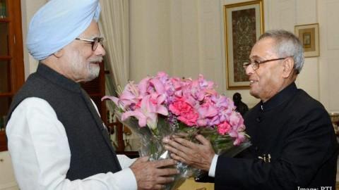 PM Manmohan Singh resigns