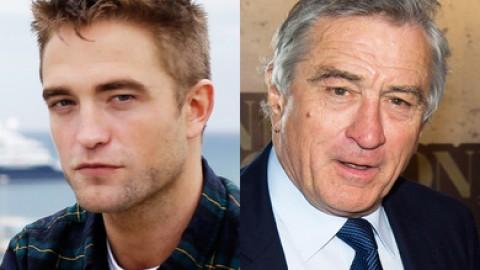 Robert De Niro And Robert Pattinson In Idol's Eye