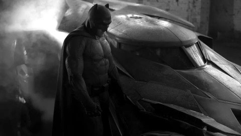 Batman and Batmobile First Look Unveiled