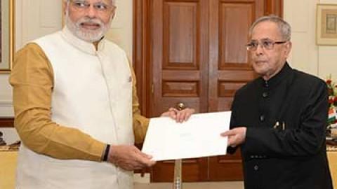 Narendra Modi to take oath on May 26