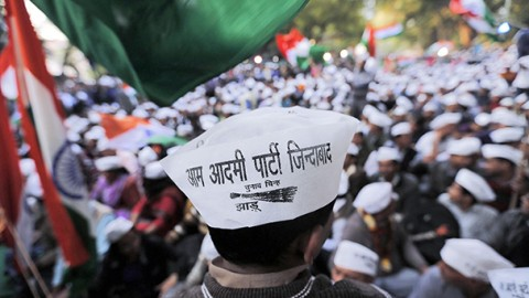 The Battles within AAP