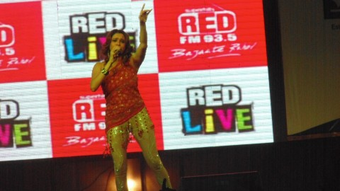 RED LiVE presents 'Latt lag gayi' with Shalmali Kholgade in Concert