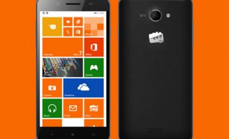 Micromax launches Windows smartphones Canvas Win W092 & W121