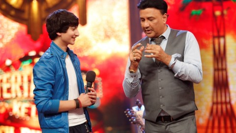 Once in a lifetime gift from Anu Malik