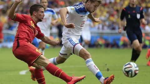 Belgium clinches it with a late winner