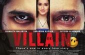 Ek Villain - Movie Review